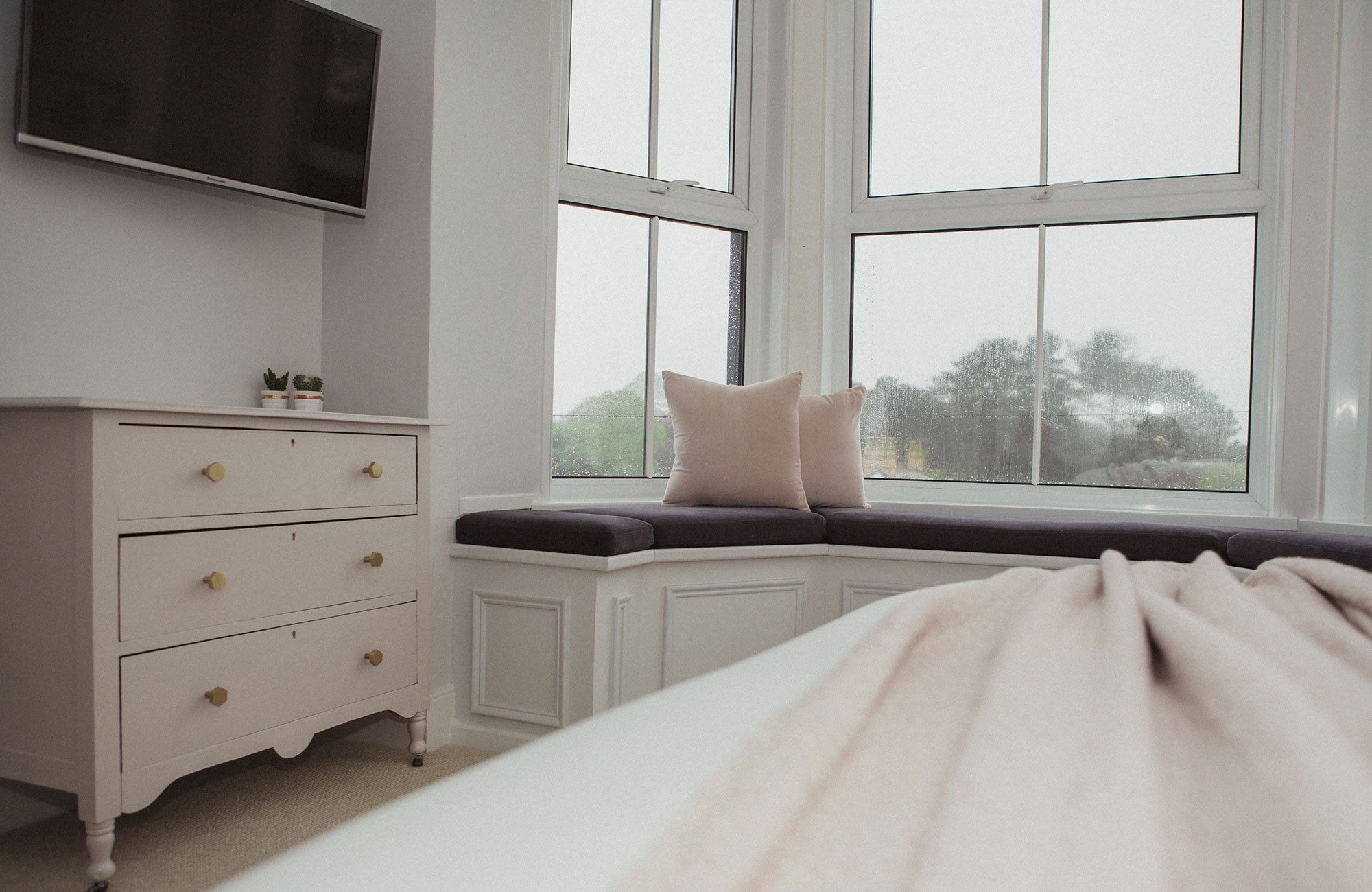 Fabulous Room Three The Sandy Duck Boutique Bed And Breakfast In Pabps2019 Chair Design Images Pabps2019Com